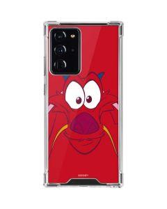 Mushu Galaxy Note20 Ultra 5G Clear Case