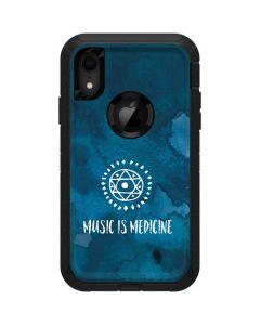 Music is Medicine Otterbox Defender iPhone Skin