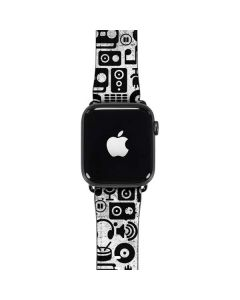 Music Pattern Apple Watch Case