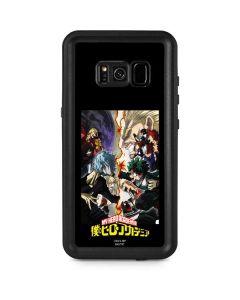 My Hero Academia Battle Galaxy S8 Plus Waterproof Case