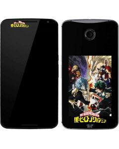 My Hero Academia Battle Google Nexus 6 Skin