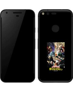 My Hero Academia Battle Google Pixel Skin