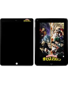 My Hero Academia Battle Apple iPad Skin