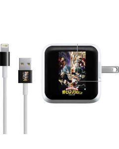 My Hero Academia Battle iPad Charger (10W USB) Skin