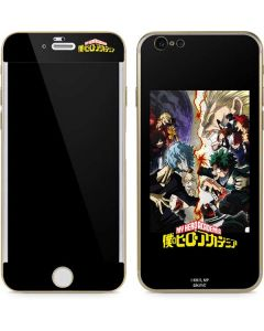 My Hero Academia Battle iPhone 6/6s Skin