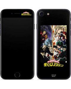 My Hero Academia Battle iPhone 7 Skin