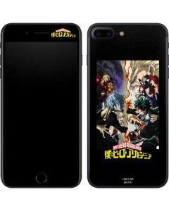 My Hero Academia Battle iPhone 8 Plus Skin