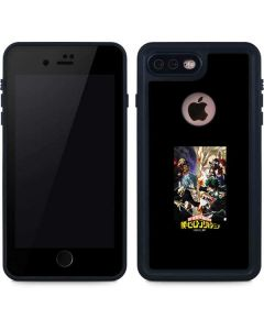 My Hero Academia Battle iPhone 8 Plus Waterproof Case