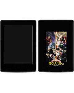 My Hero Academia Battle Amazon Kindle Skin