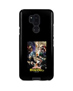 My Hero Academia Battle LG G7 ThinQ Pro Case
