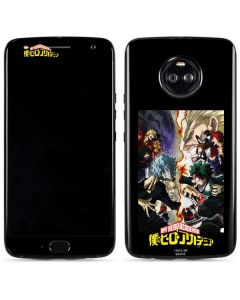 My Hero Academia Battle Moto X4 Skin