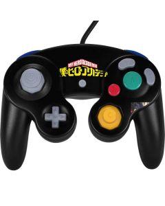 My Hero Academia Battle Nintendo GameCube Controller Skin
