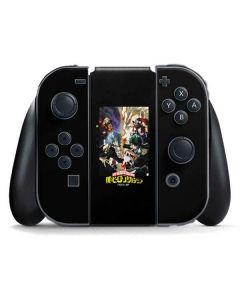My Hero Academia Battle Nintendo Switch Joy Con Controller Skin