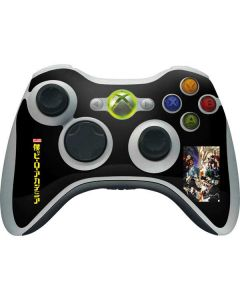 My Hero Academia Battle Xbox 360 Wireless Controller Skin