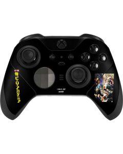 My Hero Academia Battle Xbox Elite Wireless Controller Series 2 Skin