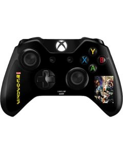 My Hero Academia Battle Xbox One Controller Skin