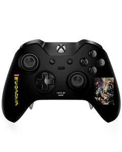 My Hero Academia Battle Xbox One Elite Controller Skin