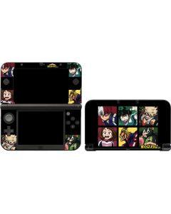 My Hero Academia Group 3DS XL 2015 Skin