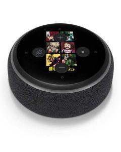 My Hero Academia Group Amazon Echo Dot Skin
