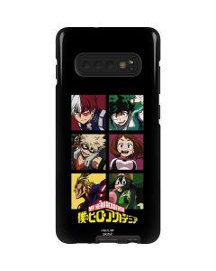 My Hero Academia Group Galaxy S10 Plus Pro Case