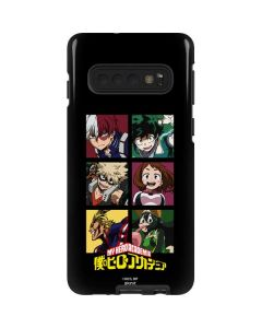 My Hero Academia Group Galaxy S10 Pro Case