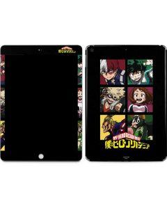 My Hero Academia Group Apple iPad Skin