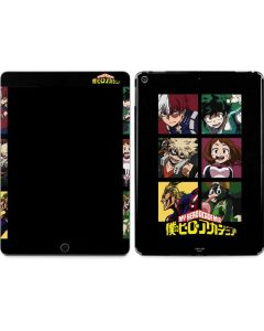 My Hero Academia Group Apple iPad Air Skin