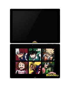 My Hero Academia Group Surface Pro 6 Skin
