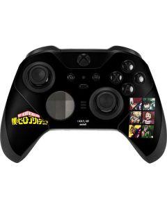 My Hero Academia Group Xbox Elite Wireless Controller Series 2 Skin