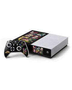 My Hero Academia Group Xbox One S All-Digital Edition Bundle Skin