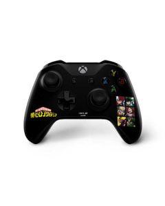 My Hero Academia Group Xbox One X Controller Skin