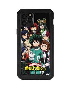 My Hero Academia iPhone 11 Pro Max Waterproof Case