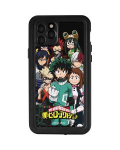 My Hero Academia iPhone 11 Pro Waterproof Case