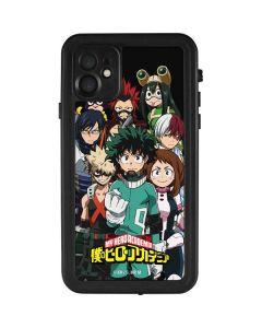 My Hero Academia iPhone 11 Waterproof Case