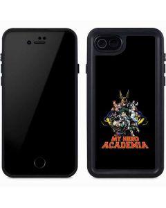 My Hero Academia Main Poster iPhone 7 Waterproof Case