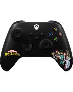 My Hero Academia Xbox Series X Controller Skin
