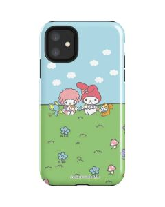 My Melody Group iPhone 11 Impact Case