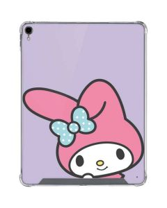 My Melody Pastel iPad Pro 12.9in (2018-19) Clear Case