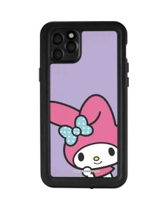 My Melody Pastel iPhone 11 Pro Max Waterproof Case