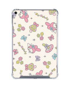 My Melody Pattern iPad Mini 5 (2019) Clear Case