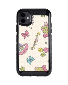 My Melody Pattern iPhone 11 Cargo Case