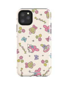 My Melody Pattern iPhone 11 Pro Max Impact Case