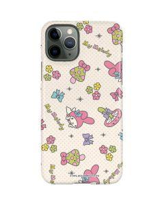 My Melody Pattern iPhone 11 Pro Lite Case
