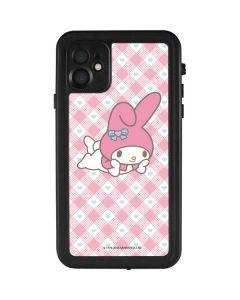 My Melody Posing iPhone 11 Waterproof Case