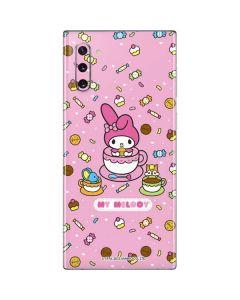 My Melody Sweet Treats Galaxy Note 10 Skin