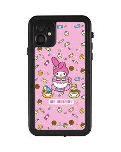 My Melody Sweet Treats iPhone 11 Waterproof Case