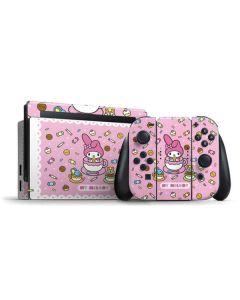 My Melody Sweet Treats Nintendo Switch Bundle Skin