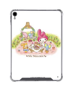 My Melody Tea Party iPad Pro 11in (2018-19) Clear Case
