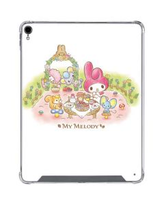 My Melody Tea Party iPad Pro 12.9in (2018-19) Clear Case