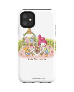 My Melody Tea Party iPhone 11 Impact Case